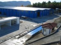 Antalya - Manavgat katı atık arıtma tesisi